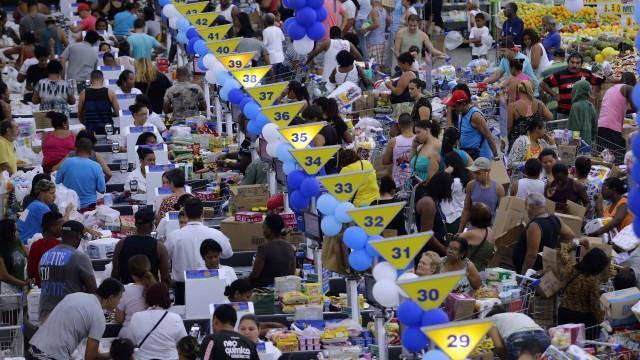 Guanabara vende 300 mil sabonetes em apenas duas horas da Semana da Beleza