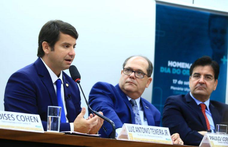 Audiência pública debate o futuro da Ortopedia
