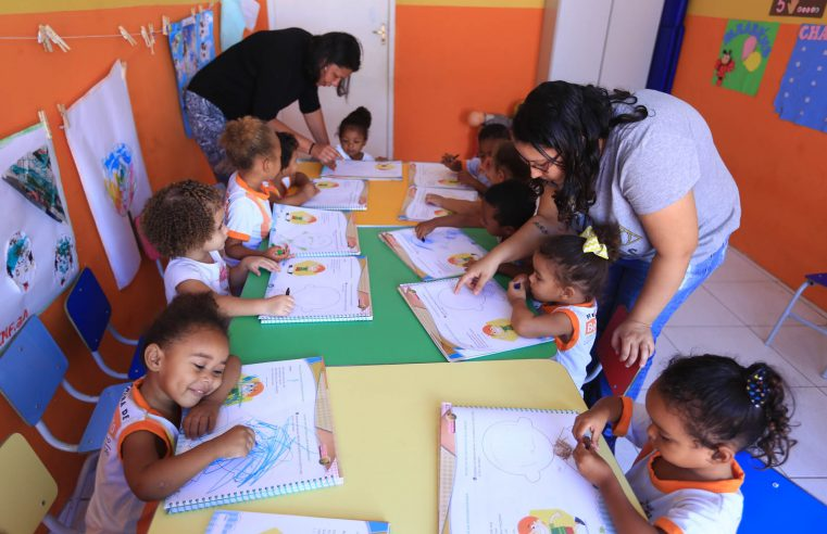 Belford Roxo investe na  ampliação da Educação Infantil
