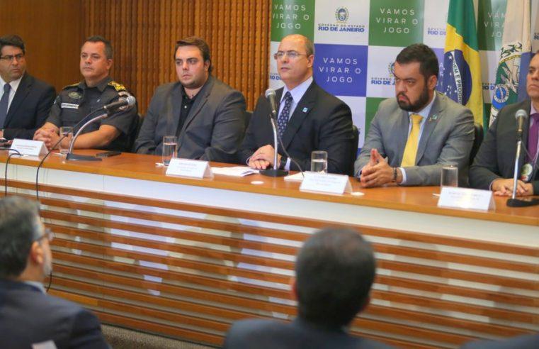 Governador determina máximo rigor nas  investigações sobre a morte de Ágatha Félix