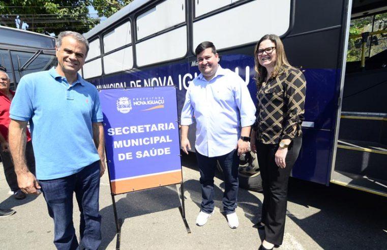 Nova Iguaçu vai levar atendimento médico a todas as escolas municipais