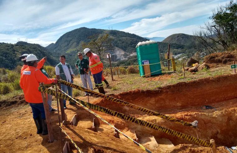Prefeitura de Japeri embarga obra em unidade de conservação