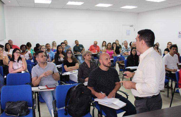 Servidores de Nova Iguaçu participam de cursos do TCE