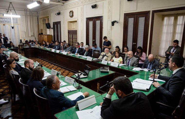 TCE apresenta parecer prévio contrário à  aprovação das contas do governo de 2018