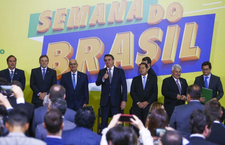 Semana do Brasil promete incentivar  consumo e estimular a economia