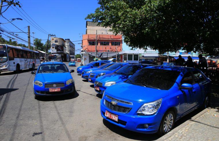 Prefeitura de Belford Roxo começa a vistoriar táxis e transporte escolar