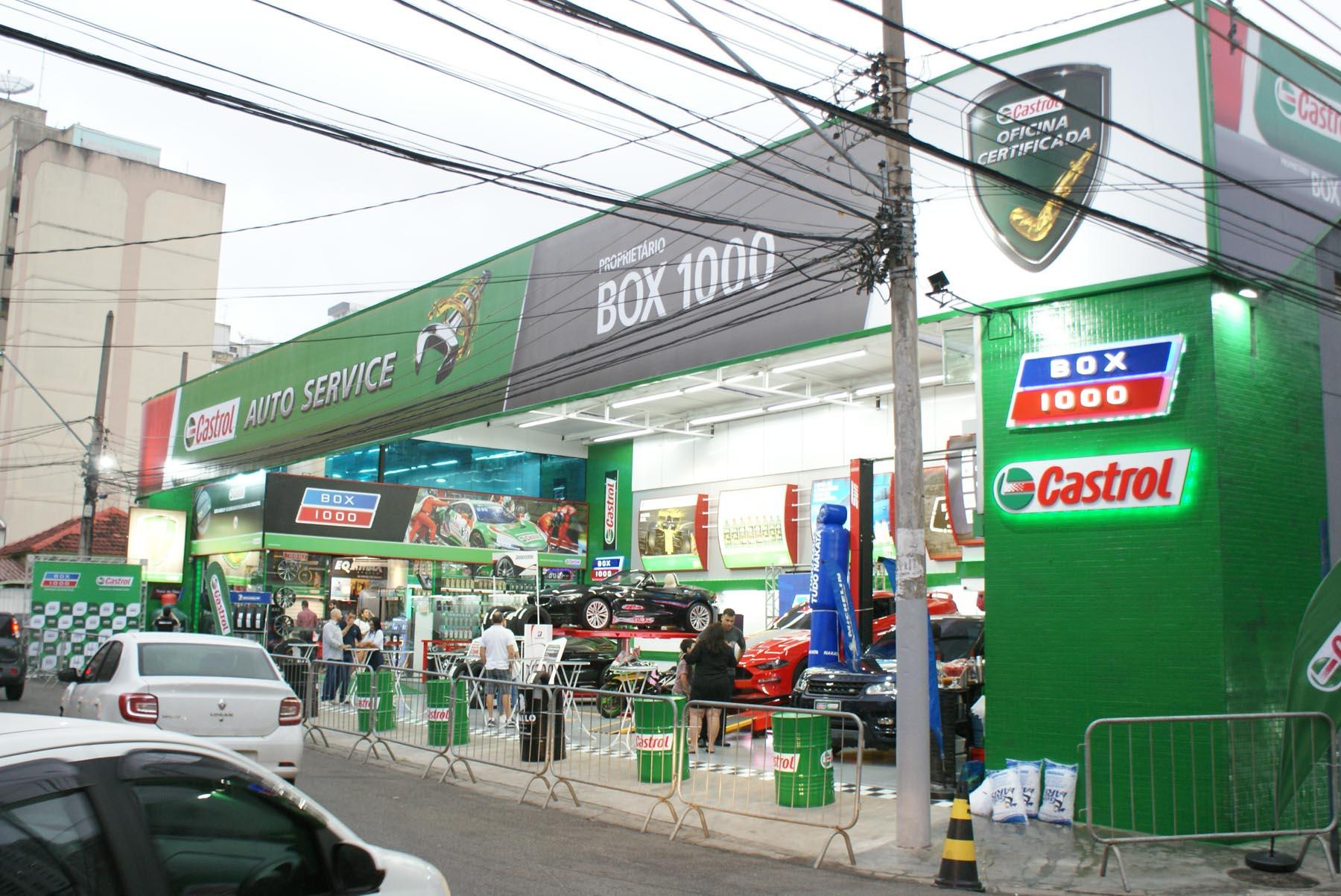 Box 1000 inaugura nova  loja em Nova Iguaçu