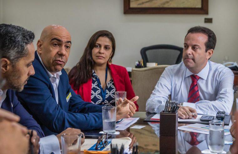 Estado e Prefeitura se reúnem para discutir soluções para o Carnaval