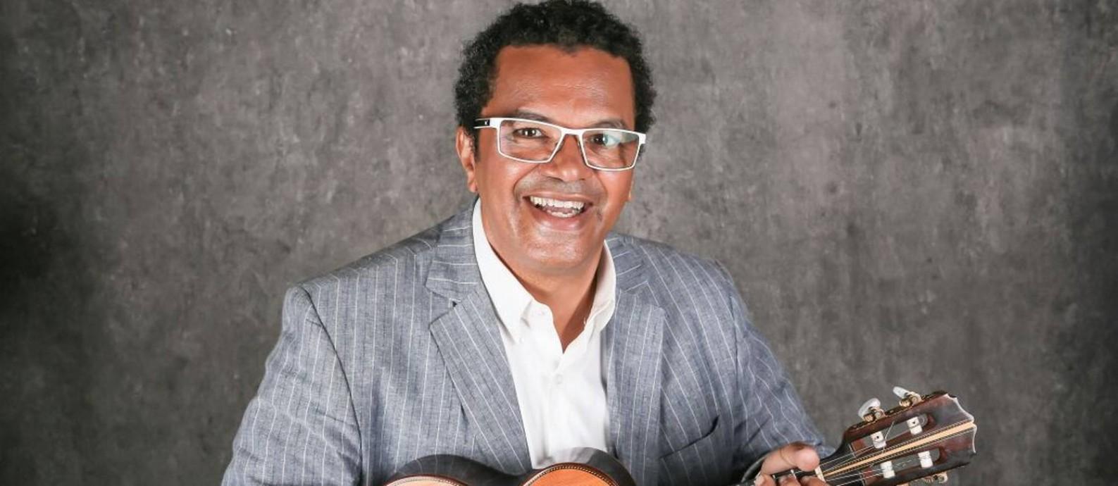 Marquinho de Oswaldo Cruz abre projeto  Embaixada do Samba em Queimados