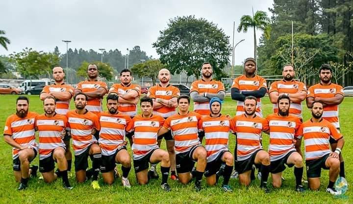 Maxambomba Rugby Clube vem  despontando no cenário esportivo