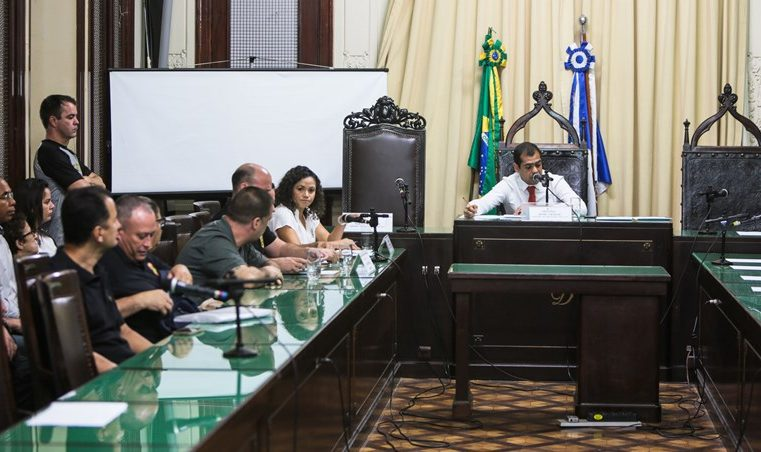 Servidores do Degase anunciam possível  paralisação em audiência pública na Alerj