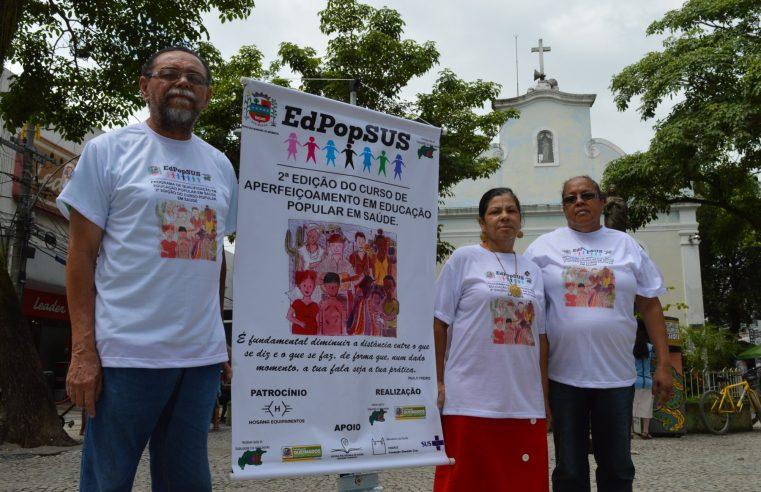 Mostra de Educação Popular em  Saúde é realizada em Queimados