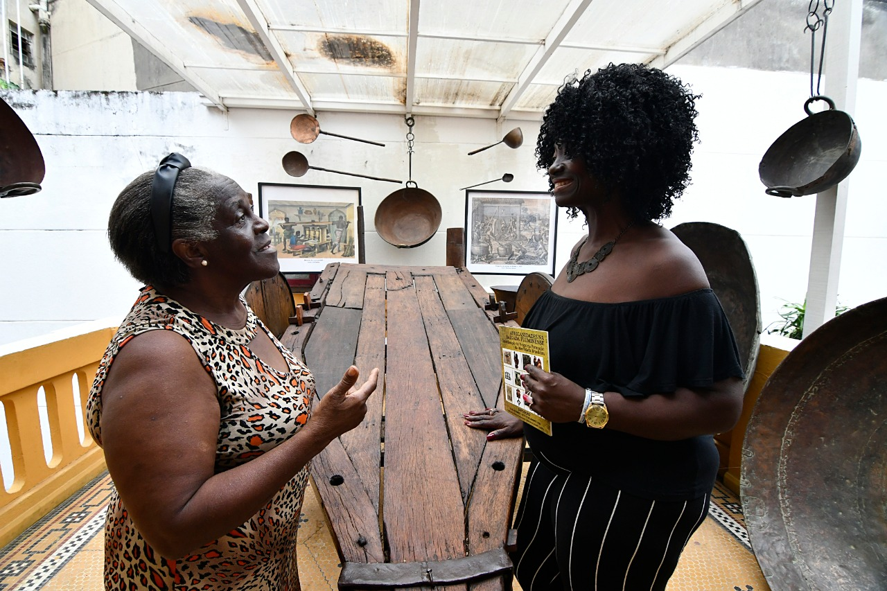 Casa de Cultura apresenta exposição  'Africanidades na Baixada Fluminense'