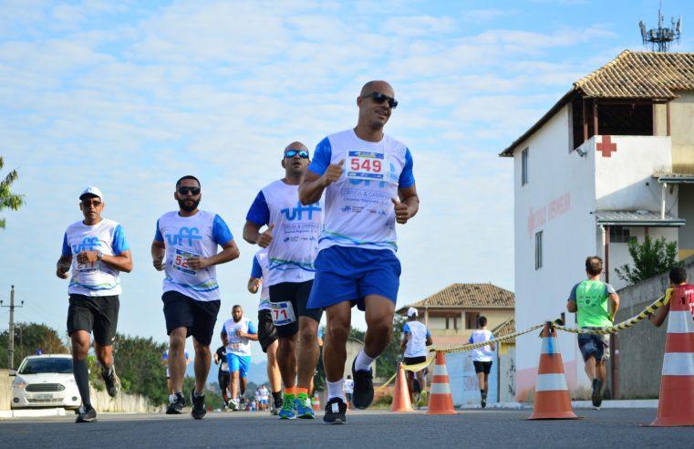 Esporte: Corrida  & Caminhada da UFF  acontece no próximo domingo em Queimados