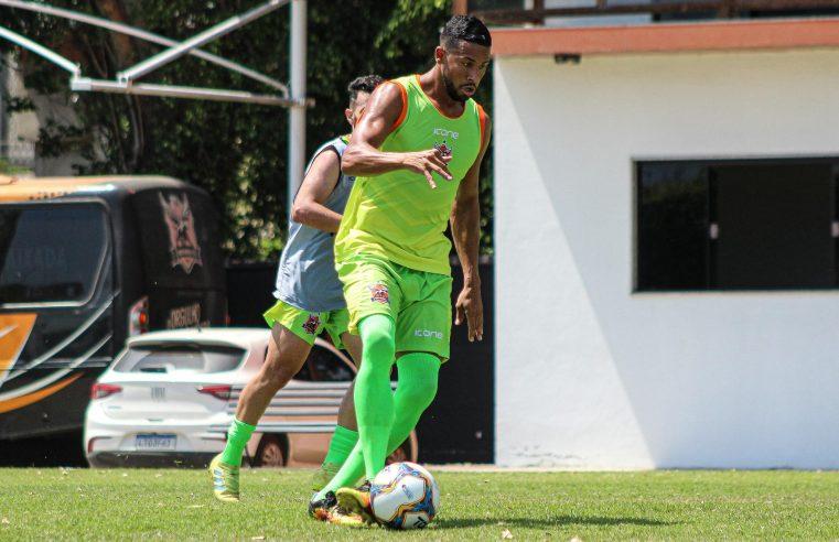 Nova Iguaçu Futebol Clube  ganha reforço de Filipe Silva