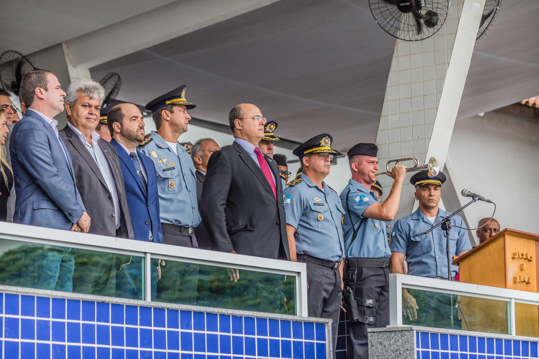 Governador determina convocação de mil  novos aprovados no concurso da Polícia Militar