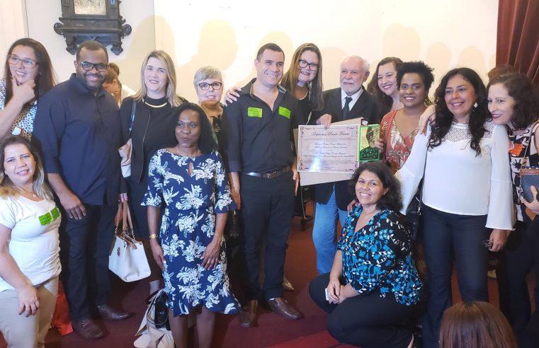 Prêmio Paulo Freire homenageia projeto  educacional da Prefeitura de Nova Iguaçu