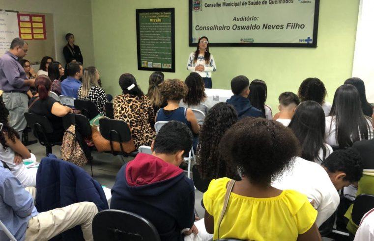Queimados lança protocolo de  Atenção à Vítima de Violência Sexual