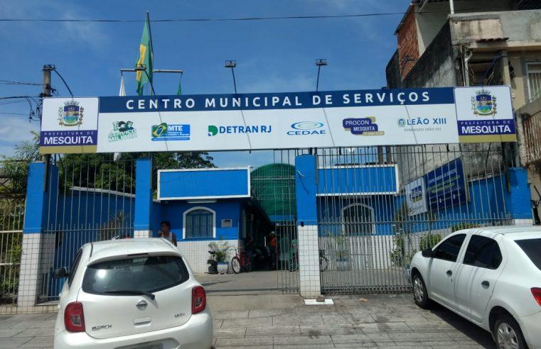 Mesquita inaugura no dia 24 novo  Centro Municipal de Serviços
