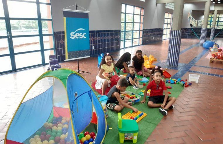 Sesc Verão 2020  agita Nova Iguaçu