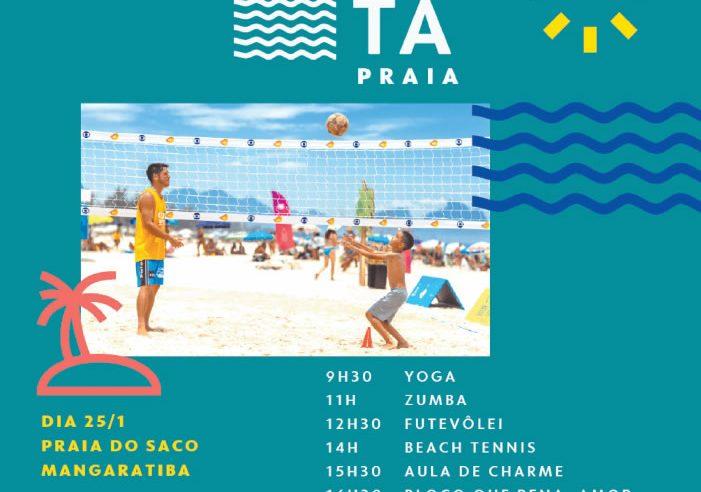 Mangaratiba recebe o 'Curta  Praia' no próximo sábado