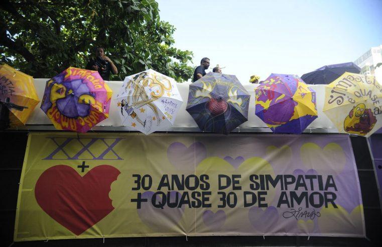 Prefeitura do Rio mantém desfiles  de blocos na parte da tarde