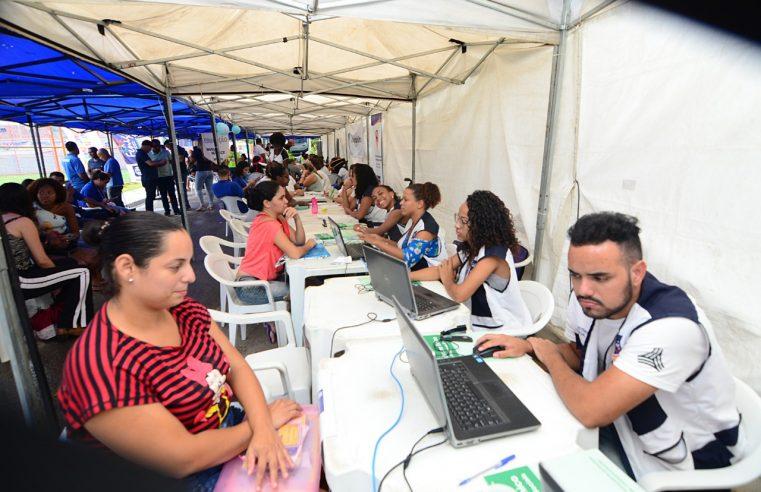 """Largo dos Peixes, em Nova Iguaçu, recebe  sétima edição do """"Prefeitura Presente"""""""