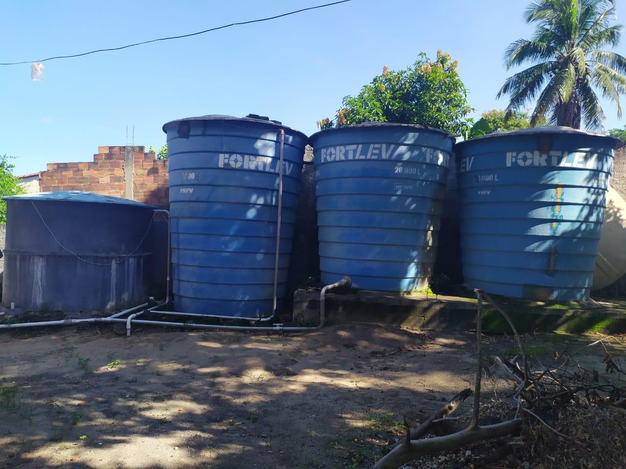 PM interdita 11 pontos  clandestinos de extração de água