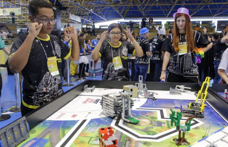 Escolas Firjan SESI garantem vagas em torneio nacional de Robótica