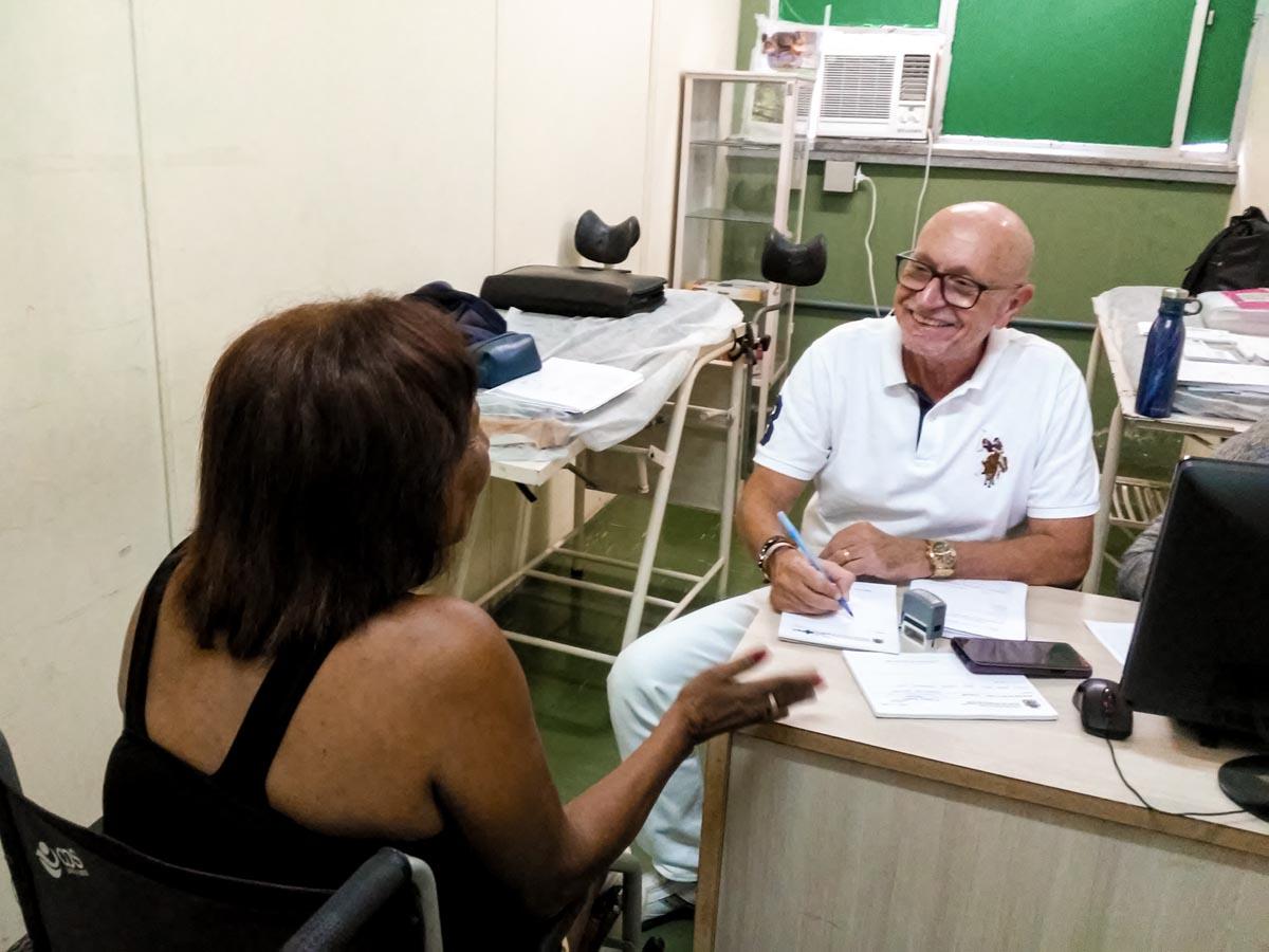 Secretaria de Saúde de Mesquita atende  mais de mil pacientes na cardiologia