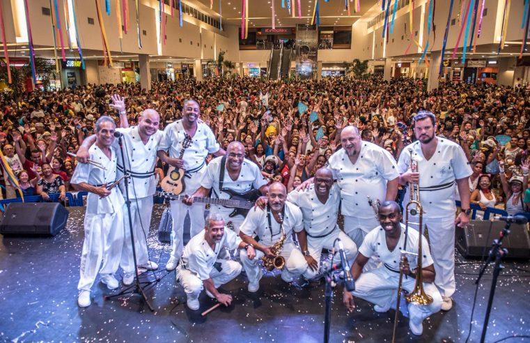 Abre alas que o Carnaval vai  ser no Shopping Nova Iguaçu