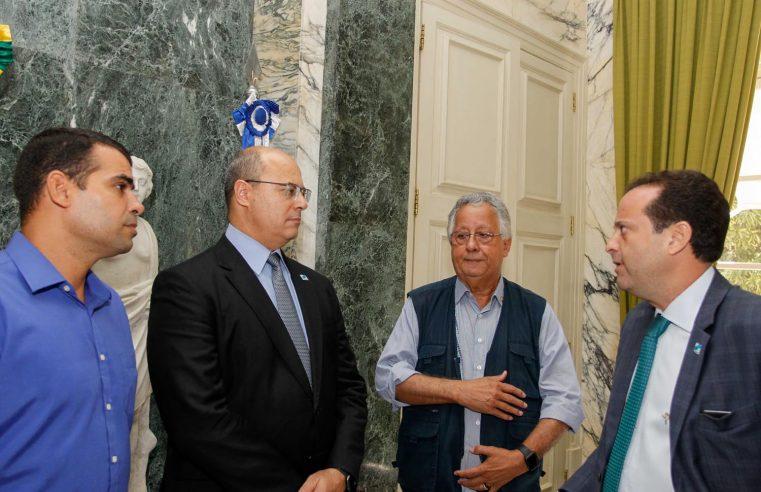 Acordo entre Estado, CCR Barcas e Alerj  garante retorno da antiga grade de Paquetá