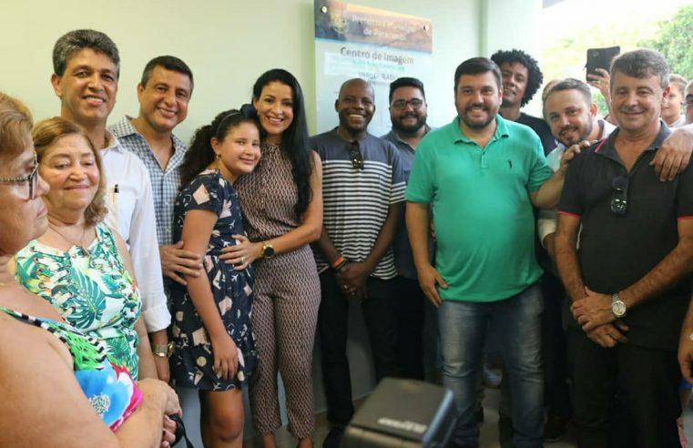Novo Centro de Imagem é  inaugurado em Paracambi