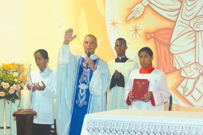 Diocese de Nova Iguaçu em festa
