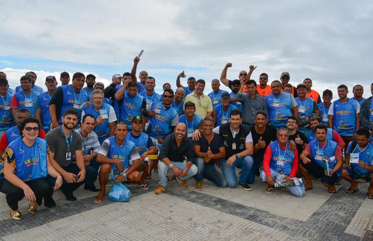 Pela primeira vez, táxis boats de Mangaratiba  tem sua atividade devidamente legalizada