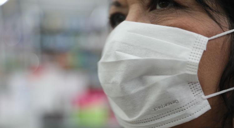Deputados aprovam pedido para  suspender exportação de máscaras