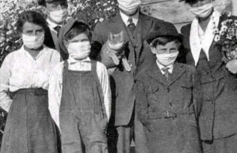 Há um século a gripe  espanhola mudou o mundo