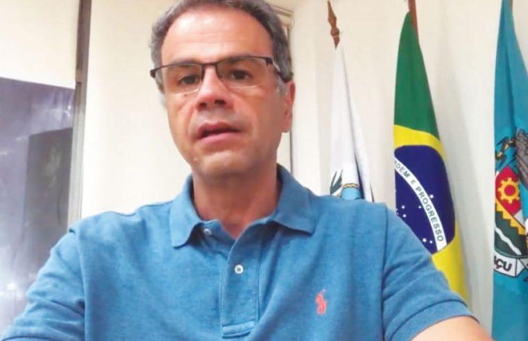 Rogerio Lisboa apela para que  população respeite isolamento
