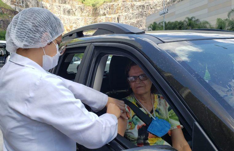 Nova Iguaçu atinge meta  de vacinação contra a gripe