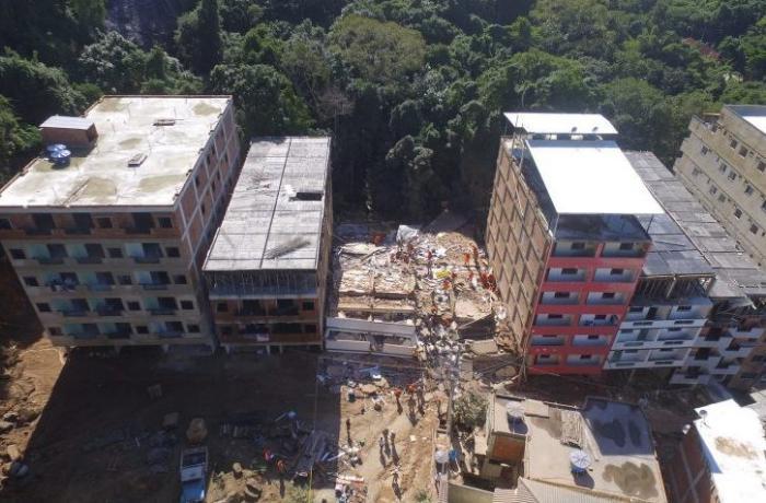 TJ nega liberdade a suspeito de construir prédios irregulares no Rio