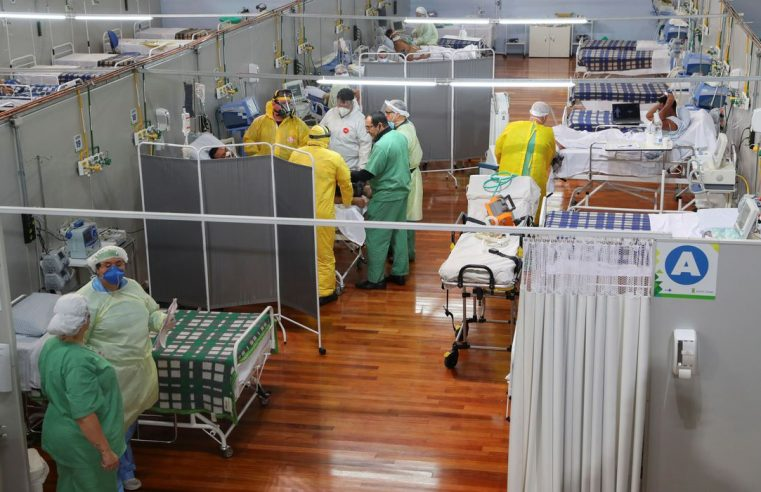 Diagnóstico clínico passa a  compor dados sobre coronavírus
