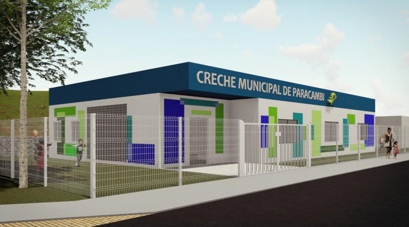 Paracambi dá início às obras da nova creche municipal