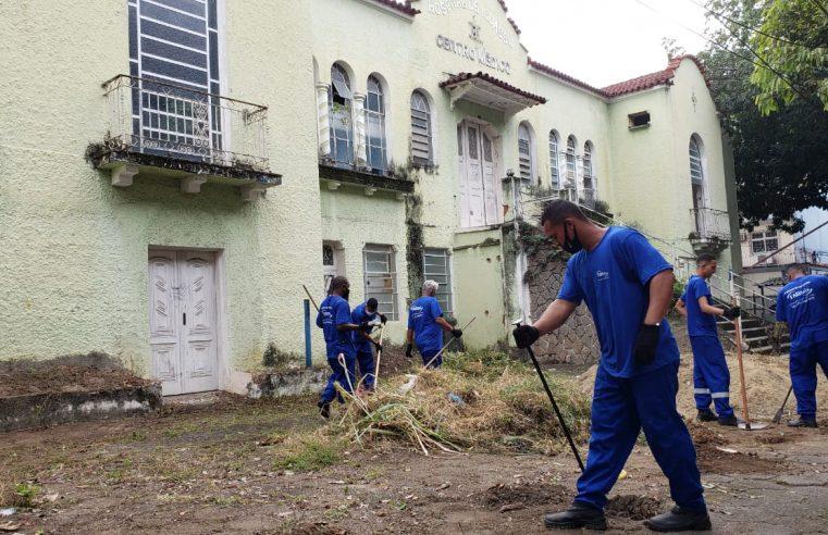 Prefeitura inicia reforma para reabertura do Hospital de Iguassú