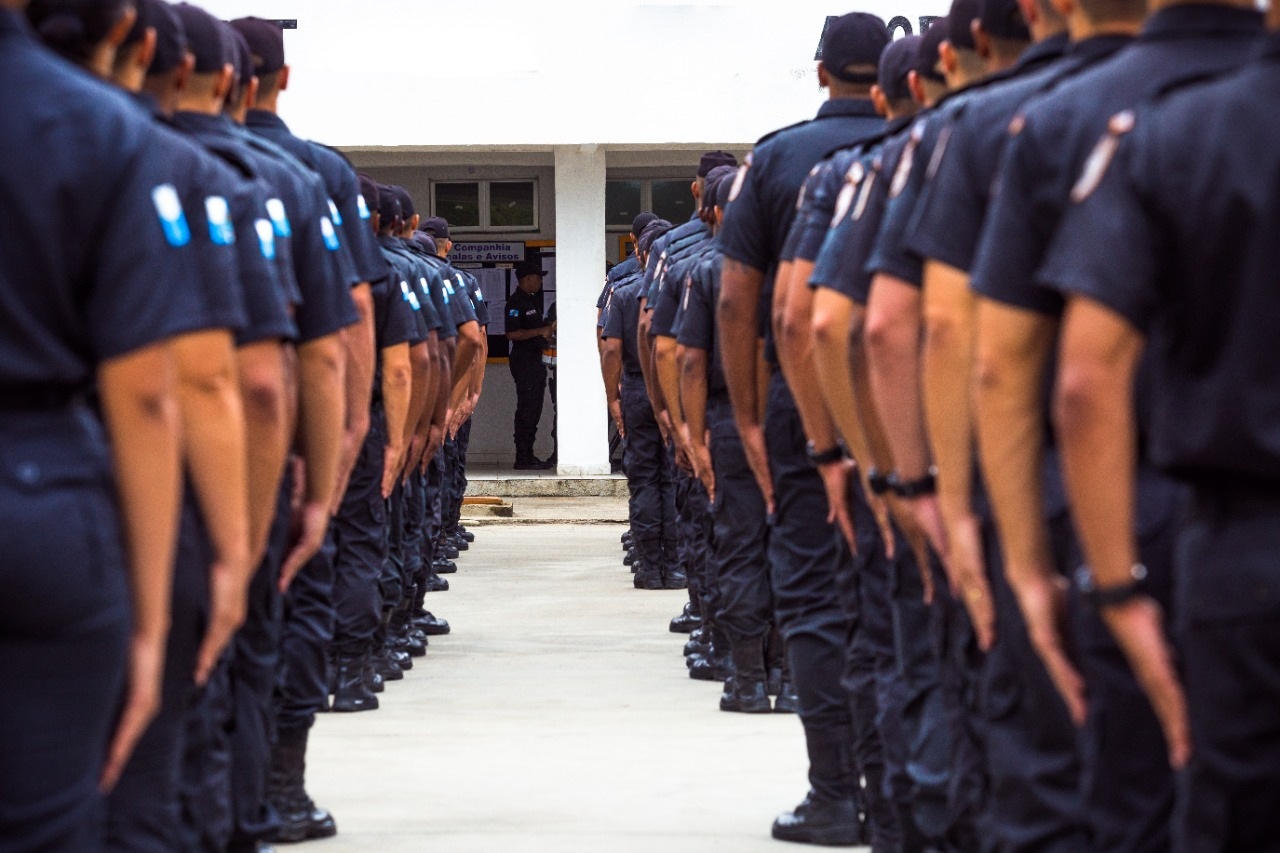 Força-tarefa vai agilizar processos  administrativos na Polícia Militar