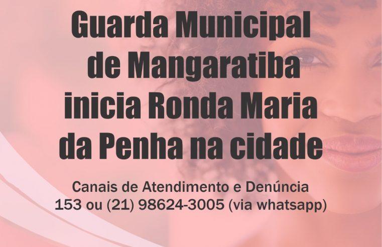 Guarda Municipal de Mangaratiba ganha canal de atendimento para mulheres vítimas de violência