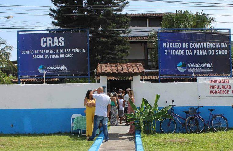 Assistência Social reinagura espaços  de atendimento em Mangaratiba