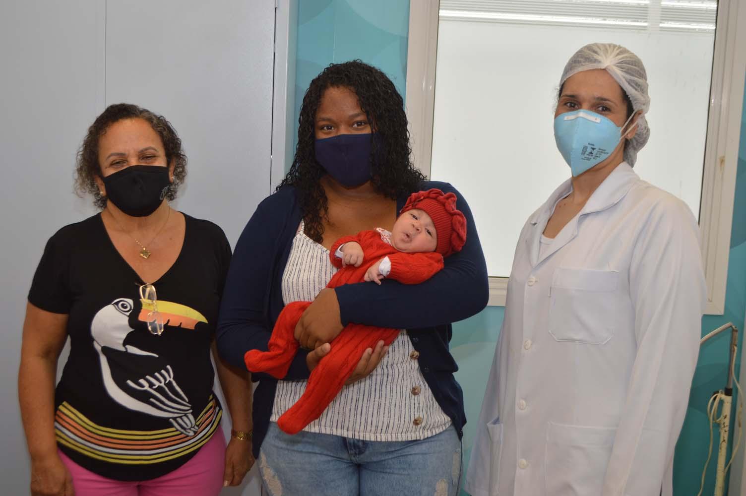 Queimados oferece teste do olhinho em todas as Unidades de Saúde