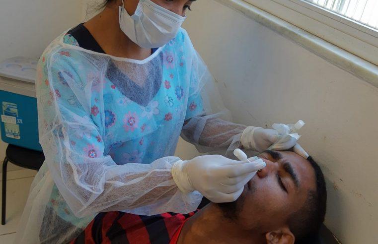 Covid-19: Queimados passa a ofertar teste gratuito de  Swab e sorologia em cinco unidades de saúde