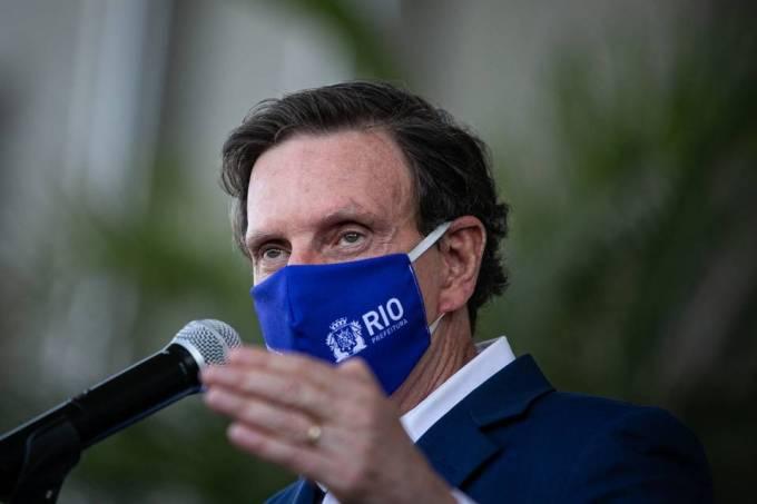 MPRJ e polícia cumprem mandados  contra corrupção na prefeitura do Rio