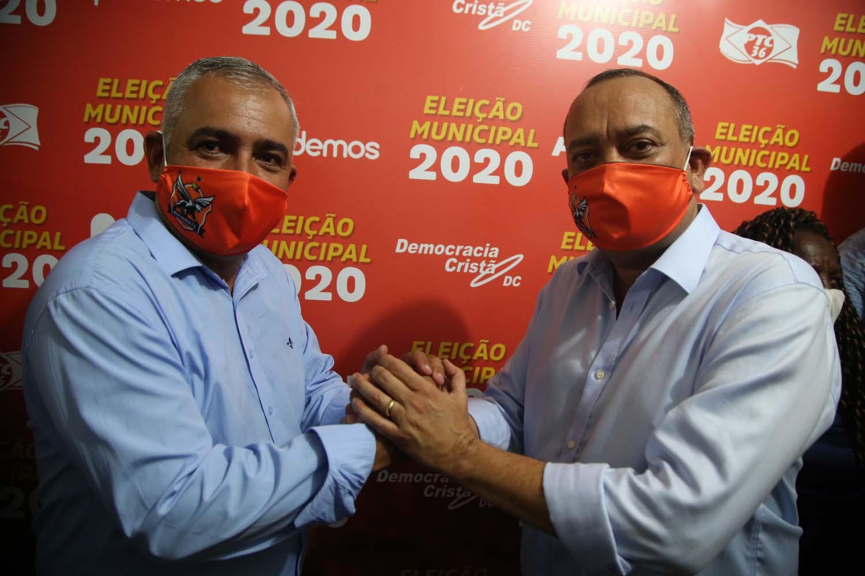 PSDB confirma candidatura de Max  Lemos a prefeito de Nova Iguaçu